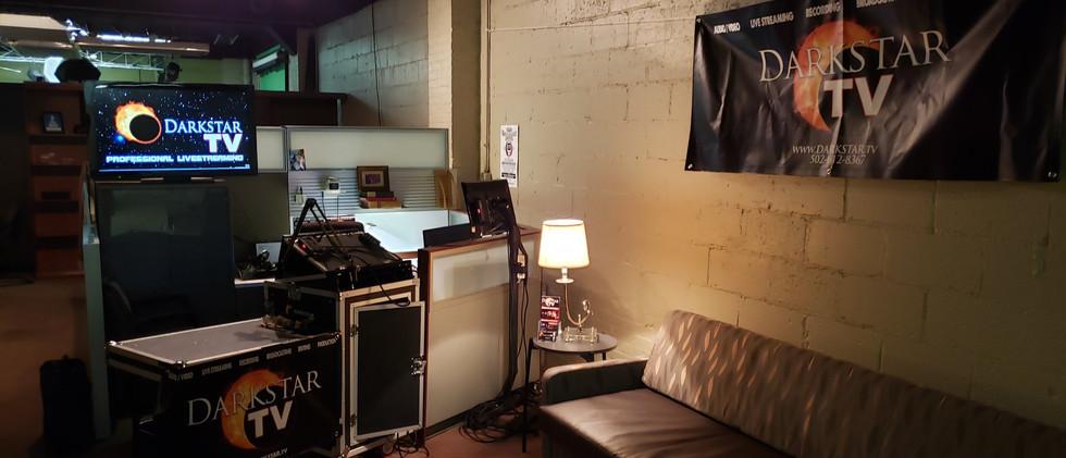 The New Darkstar Office