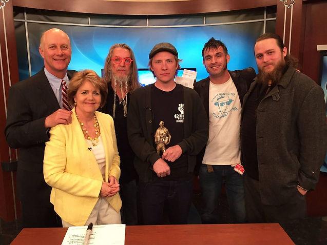Great-Day-Live-Louisville-Kentucky-Jason-Ashcraft-Matt-Weir-Clayton-Luce-Gonzo-fest-Darkstar-tv