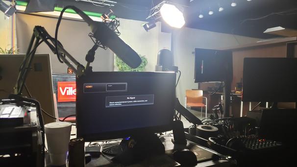 Broadcast rig growing!