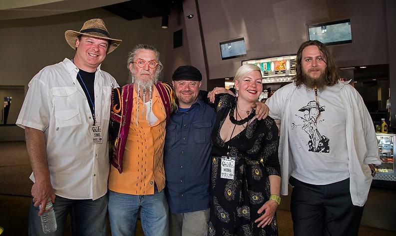 Mike-Maloney-Ron-Whitehead-Dennie-Humphrey-Ashley Pinzel - Clayton-Luce-Louisville-Kentuck-Gonzo-Fest-2015