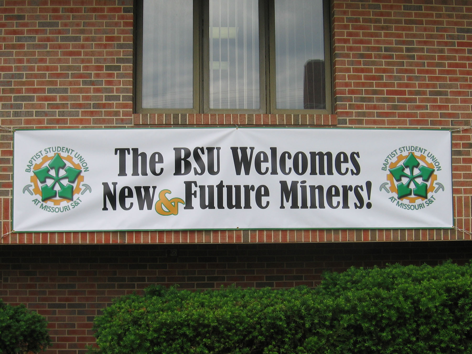 BSU Welcomes YOU!