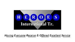 HEROES INTERNATIONAL TR. LLC