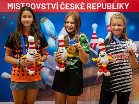 O víkendu proběhlo Mistrovství České republiky juniorů!