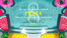 No time to siesta, let's all fiesta!