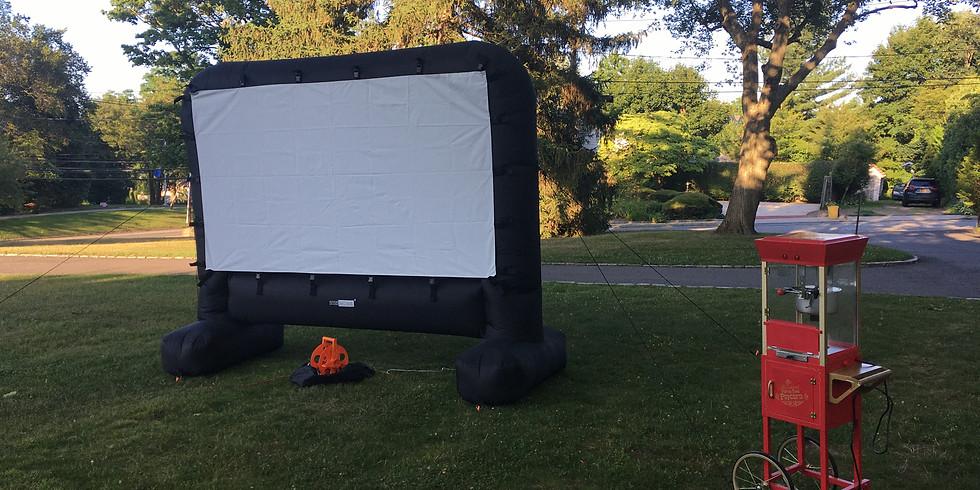 """Movie Nite on the Lawn"""