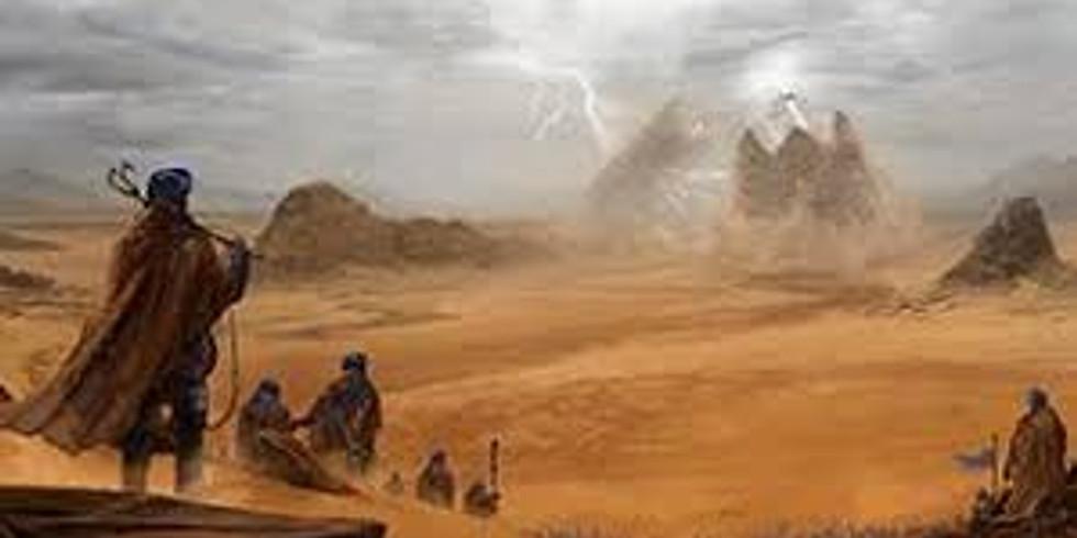 """SciFi / Fantasy Book Club - """"Dune"""""""