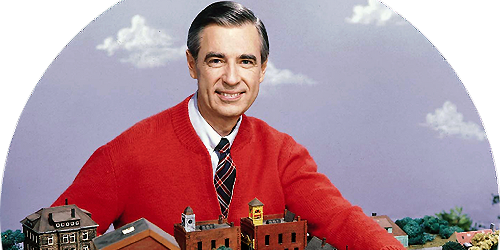 Mr. Rogers Day
