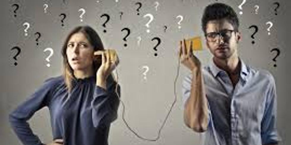 Atelier écoute active et énergie