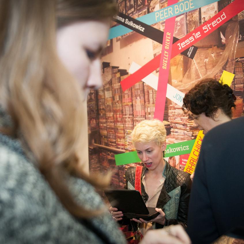 Video Shop, NADA Art Fair, Kunstraum