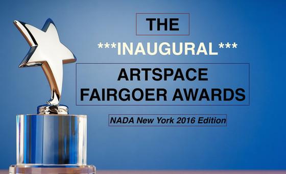 Artspace /// The Artspace Fairgoer Awards: NADA New York 2016 Edition