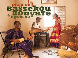 Bassekou Kouyate & Ngoni ba - Jama Ko