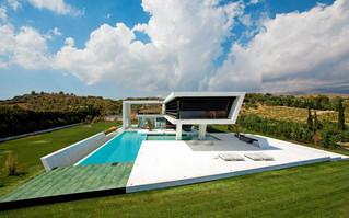 Είναι αυτό το πιο ασυνηθιστο σπίτι στην Αττική;