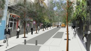 ΕΚΔΗΛΩΣΗ Θεσσαλονίκη: Αναβάθμιση της περιοχή της πλατείας Χρηματιστηρίου με βιοκλιματικά πρότυπα