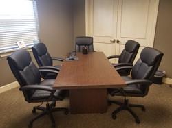 DP Financial medium conference room