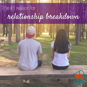 Couple sitting on bench looking at trees | Metanao Counselling Gold Coast