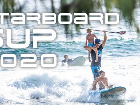 STARBOARD 2020モデルSUPギア各種取り扱いしております!