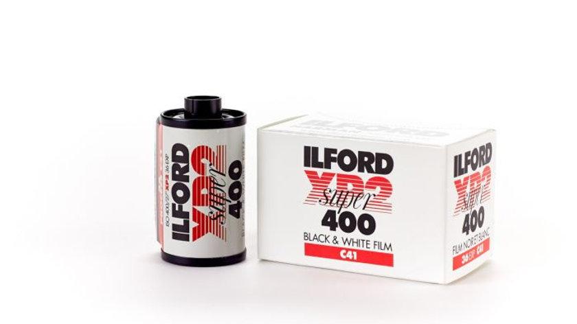 Ilford XP2 Super 400 135