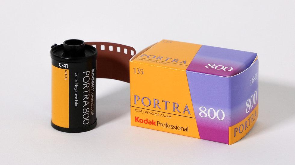 Kodak Portra 800 135