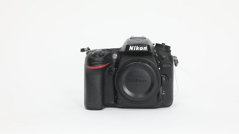 S/H Nikon D7200 Body