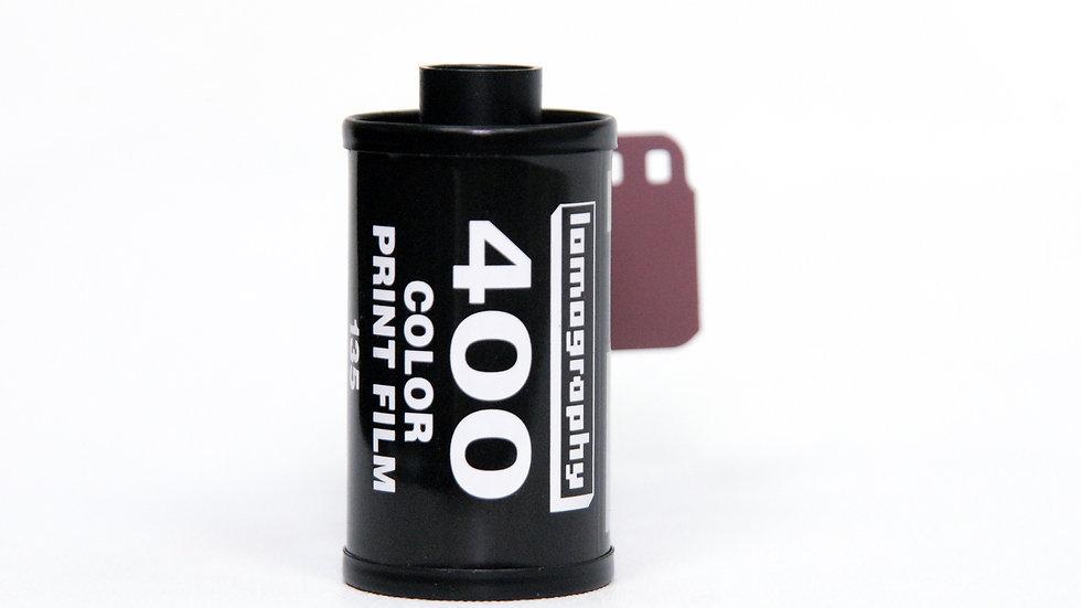 Lomography Colour Negative 400 135