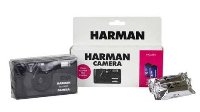 Harman Reusable 35mm Camera
