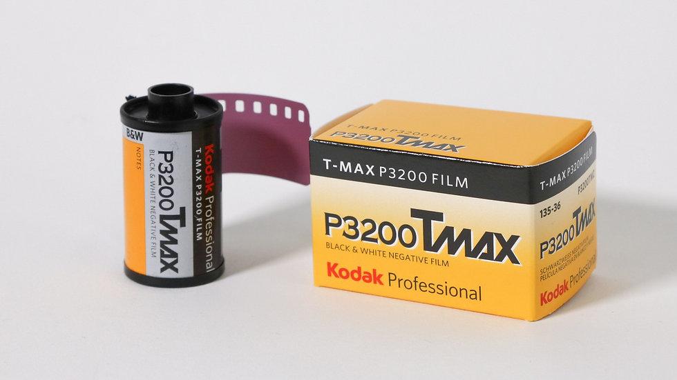 Kodak P3200 TMAX 135