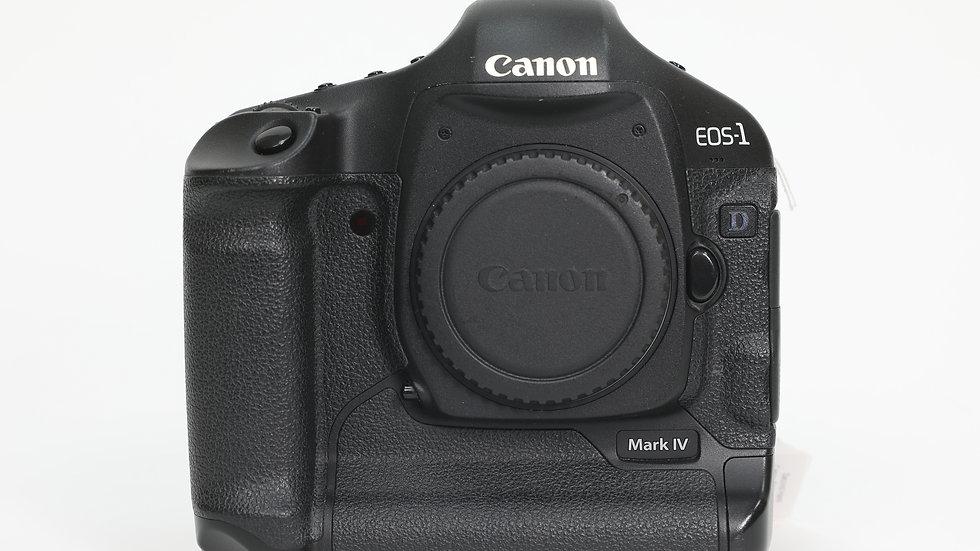 S/H Canon 1D Mark iv Body