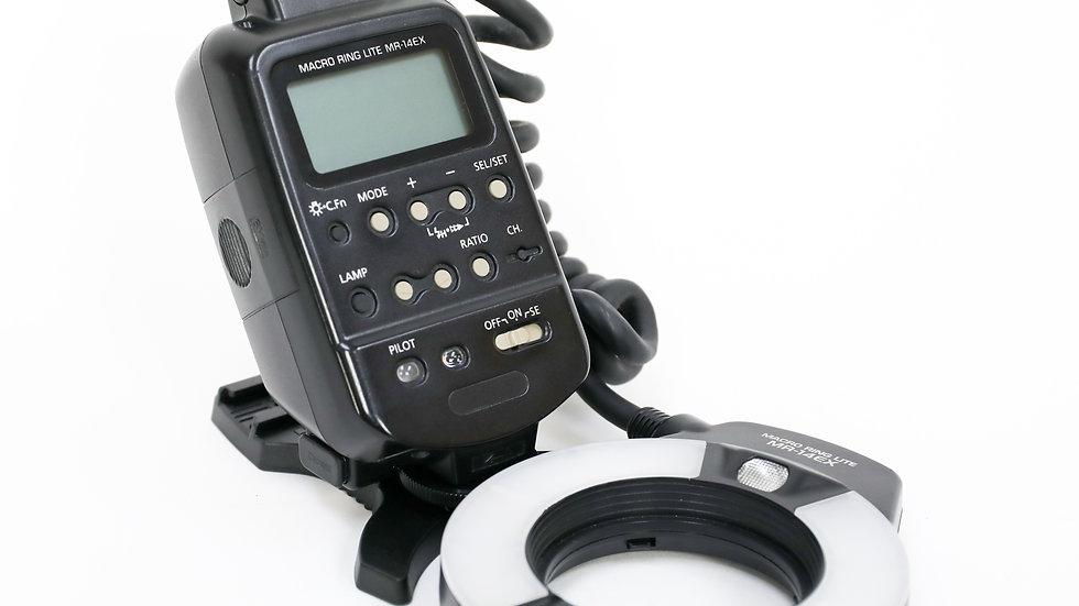 S/H Canon MR-14EX Ring Flash