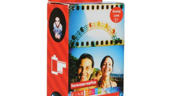 Lomography Colour Negative 100 135 (3 Pack)