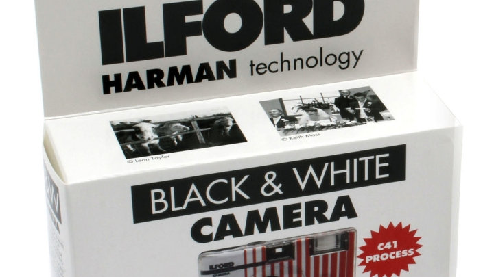 Ilford XP2 Single Use Camera