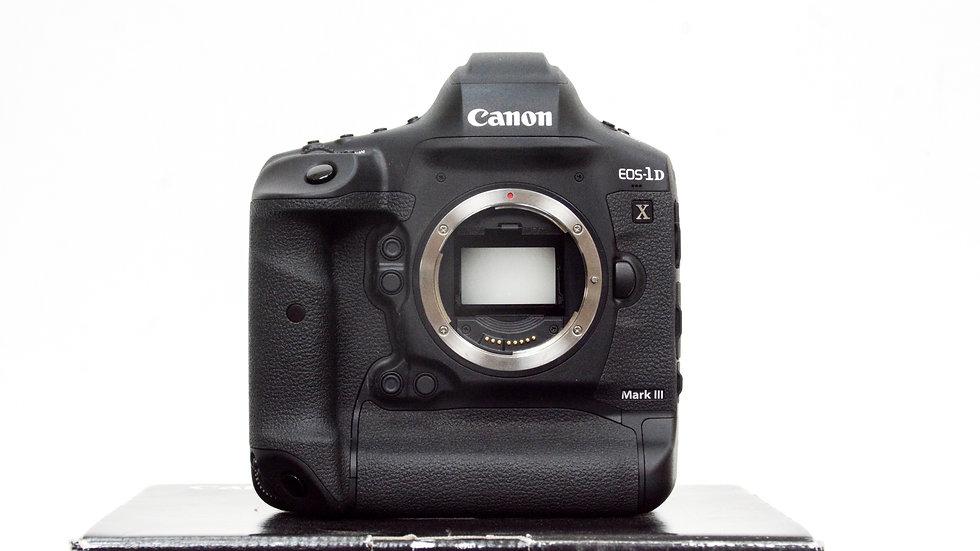 S/H Canon 1DX iii Body