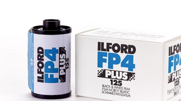Ilford FP4 Plus 125 135