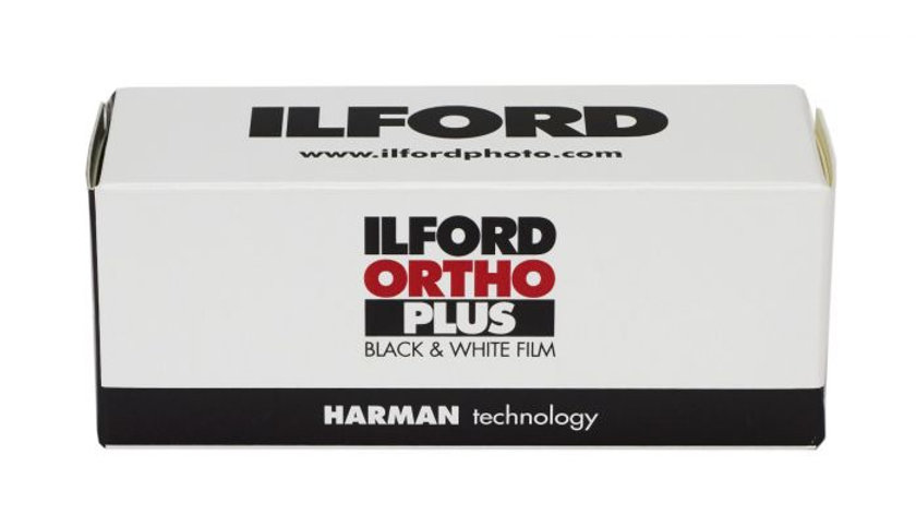 Ilford Ortho Plus 80 120