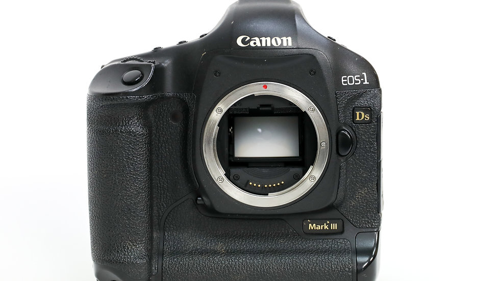 S/H Canon EOS 1DS iii Body
