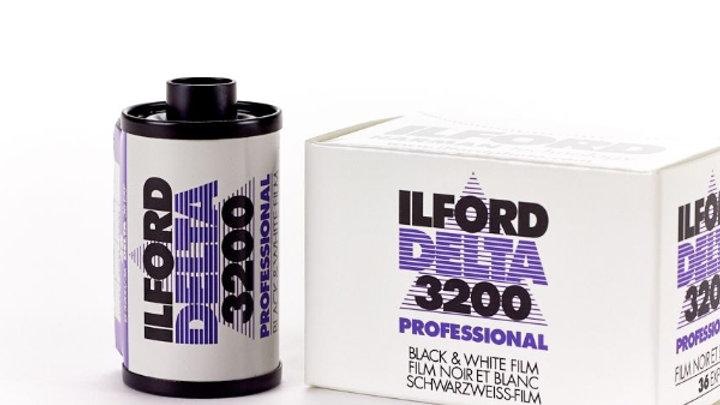 Ilford Delta 3200 135