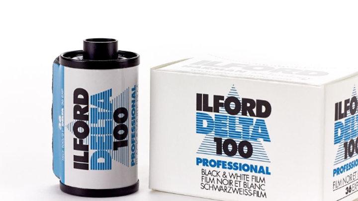 Ilford Delta 100 135