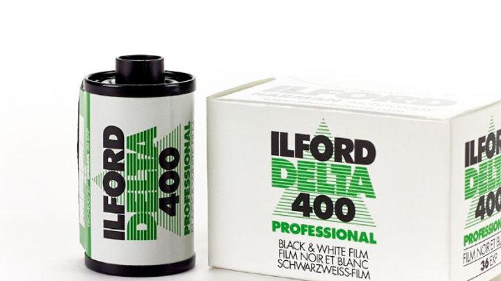 Ilford Delta 400 135