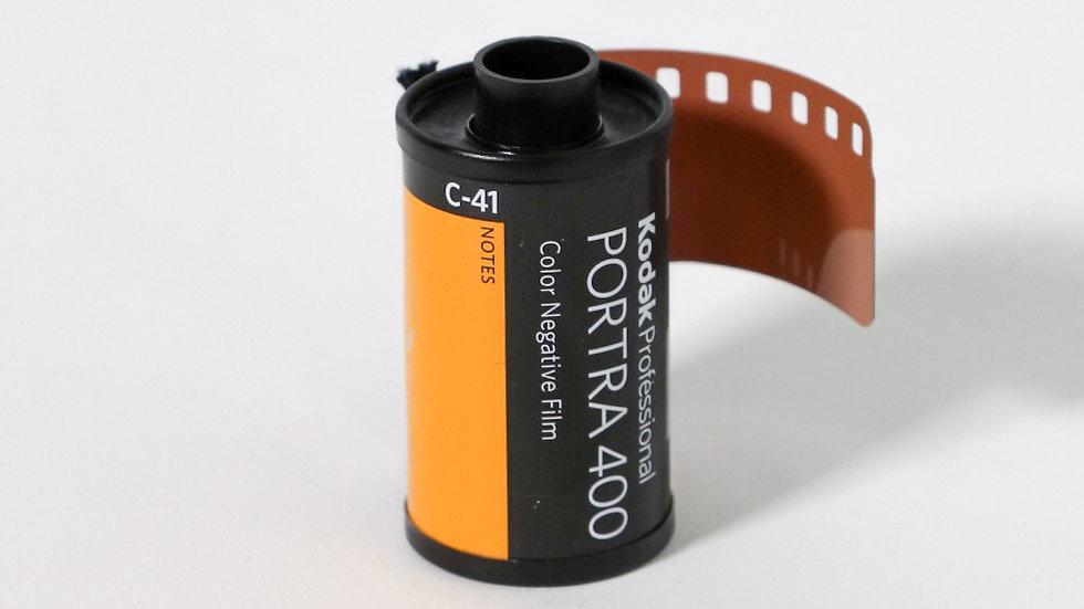 Kodak Portra 400 135