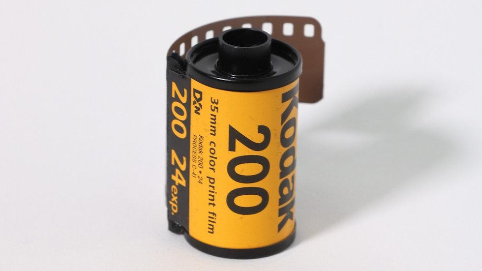Kodak Gold 200 135