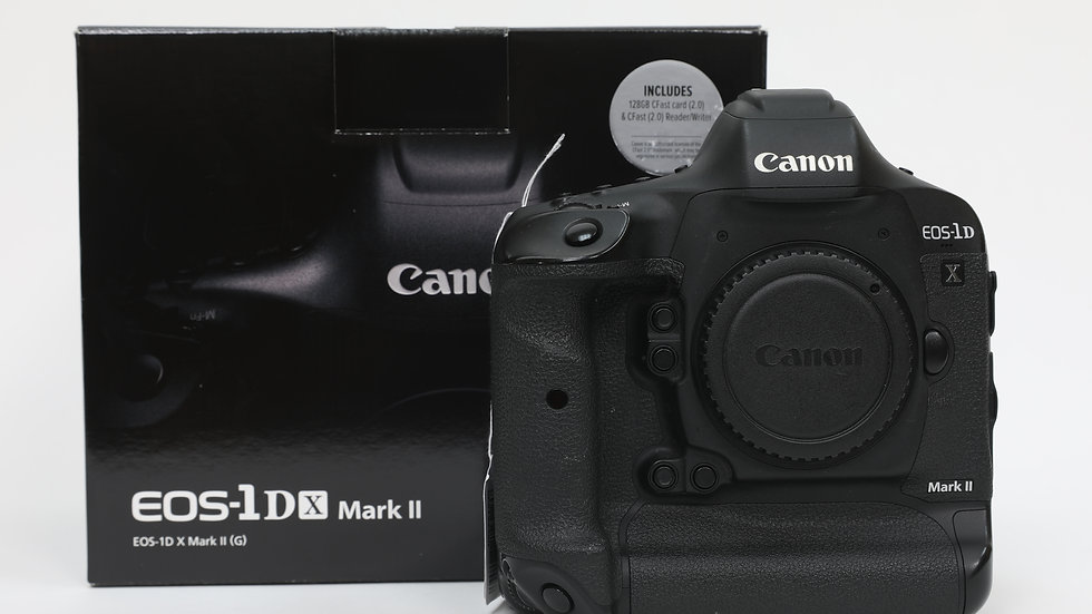 S/H Canon 1DX ii Body