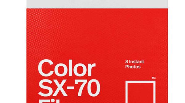 Polaroid SX-70 Colour Film