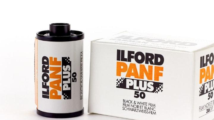 Ilford Pan F Plus 50 135