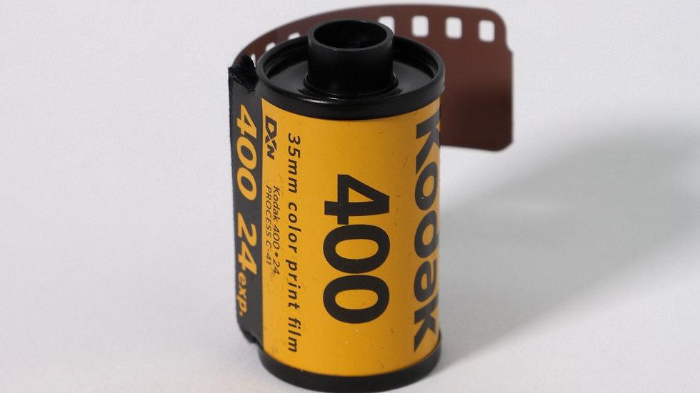 Kodak Ultramax 400 135