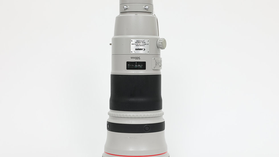 S/H Canon EF 500mm F/4L IS ii USM