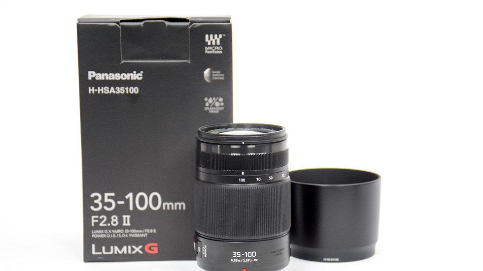 S/H Panasonic 35-100 F/2.8 OIS ii