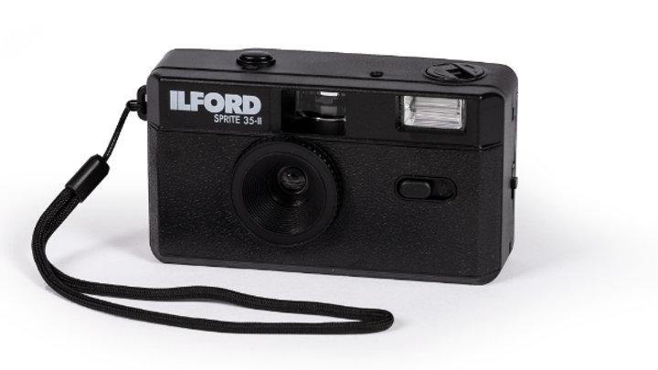 Ilford Sprite35-II Reusable Camera