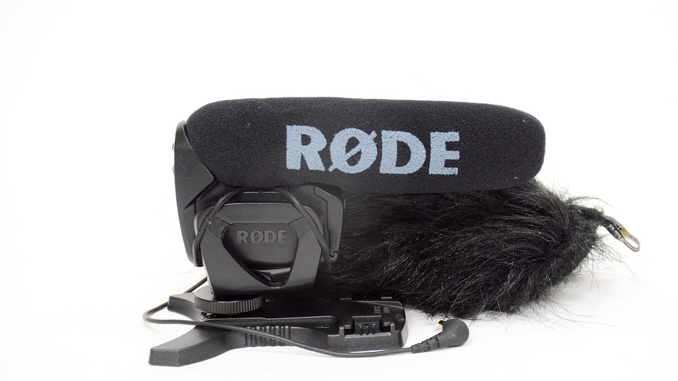 S/H Rode Videomic Pro
