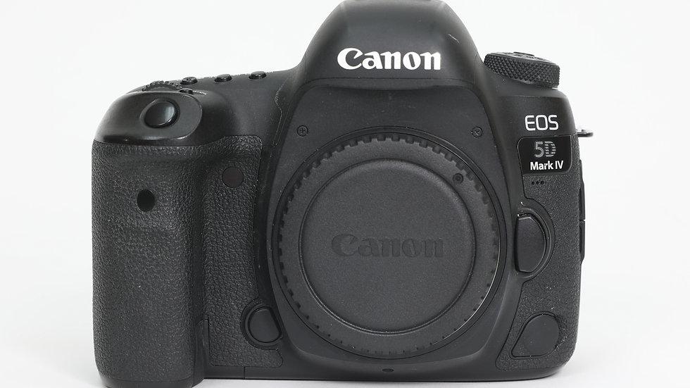 S/H Canon 5D Mk iv Body
