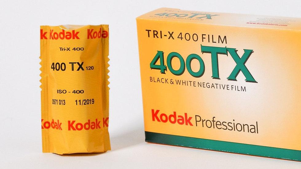 Kodak TRI-X 400TX 120