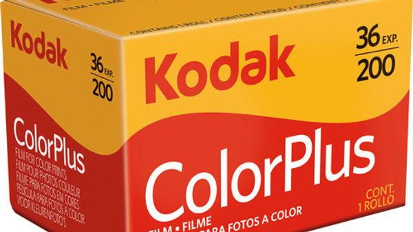 Kodak ColourPlus 200 35mm